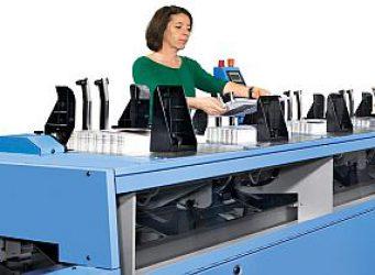 Zusammentragmaschine 3692 von Müller Martini